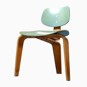 SE 3 Stuhl von Egon Eiermann für Spieth, 1950er