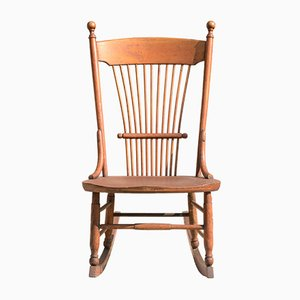 Lady Rocking Chair, 1930s