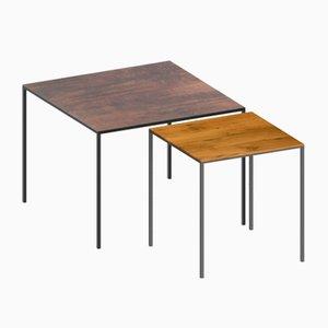 MINITAVOLO Table in Solid Oak by Maurizio Peregalli for Zeus