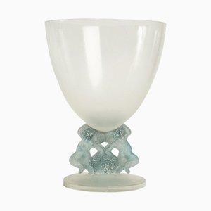 Vintage Enfants Vase von René Lalique