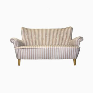 Mid-Century Swedish Sofa, 1950s