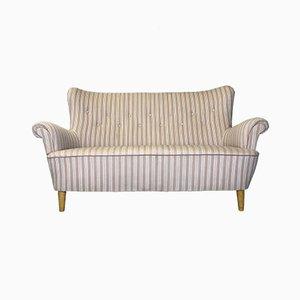 Schwedisches Mid-Century Sofa, 1950er