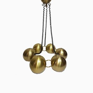 Pendant Light by Goffredo Reggiani for Reggiani, 1970s