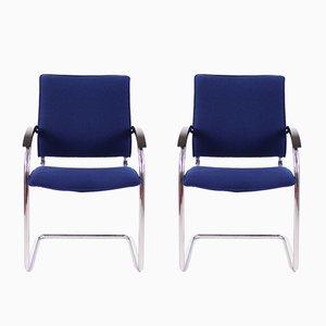 Vintage S73 Stühle von Josef Garcia für Thonet, 2er Set