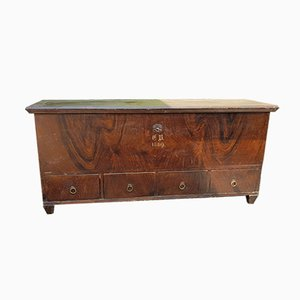 Antique German Chest 1889