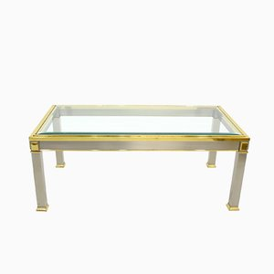 Vintage Italian Coffee Table from Luigi Della Maddalena
