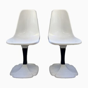 Vintage Tulip Chairs from Gautier, 1970s, Set of 2