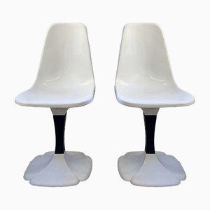 Vintage Tulip Chairs von Gautier, 1970er, 2er Set