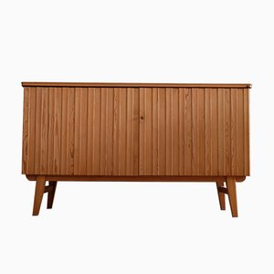 Swedish Pine Sideboard by Göran Malmvall for Svensk Fur, 1940s