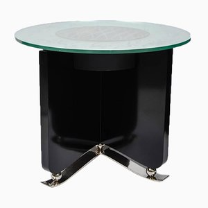 Illuminated Art Deco Coffee Table