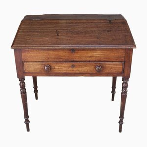 Antique Mahogany Clerks Desk