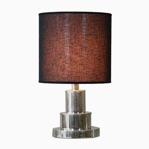 Lampade in metallo cromato, anni '60, set di 2