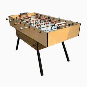 Fußballtisch aus Resopal, 1960er