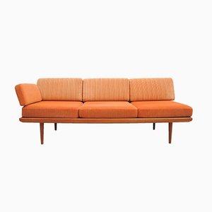 Sofá cama Minerva vintage de Peter Hvidt & Orla Mølgaard-Nielsen para France & Son