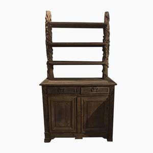 Antique Winemaker's Cabinet