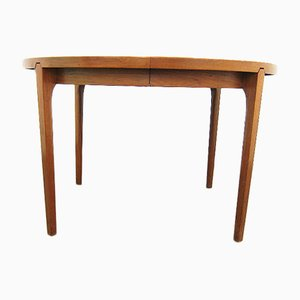 Large Teak Dining Table from CJ Rosengaarden, 1960s