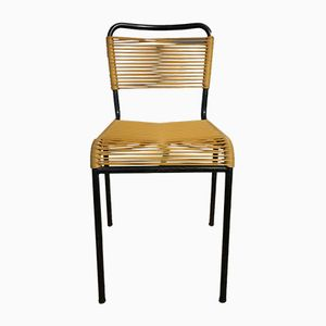 Vintage Side Chair by Géo for Dupré-Hauser