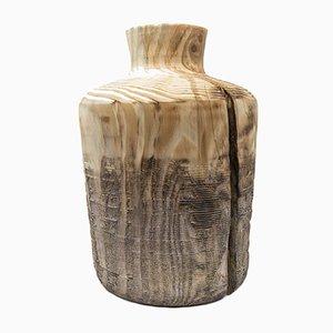 Petit Vase Alberi en Pin par Gumdesign pour Hands on Design