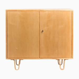 Vintage CB02 Birch Series Cabinet by Cees Braakman for Pastoe