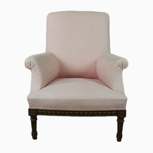 Antique French Lounge Chair