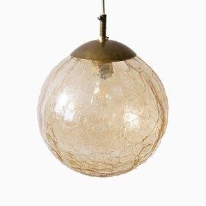Vintage German Pendant Lamp from Doria Leuchten
