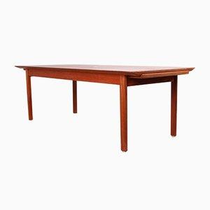 Table Basse en Teck par Tove & Edvard Kindt-Larsen pour Säffle, Suède, 1960s
