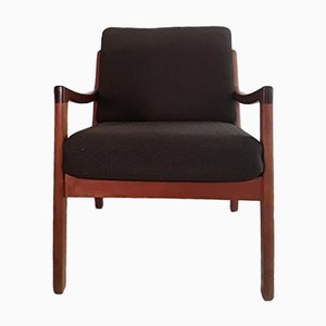 Vintage Senator Armchair by Ole Wanscher for Cado