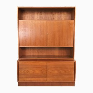 Large Teak Cabinet from Wilhelm Franzmeyer, 1960s