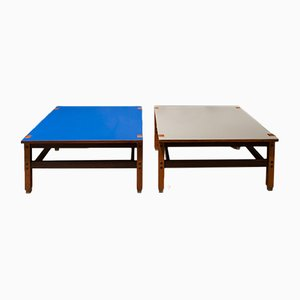 Coffee Tables by Ico & Luisa Parisi for MIM, 1959, Set of 2