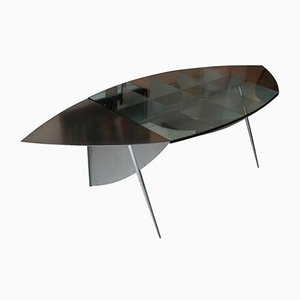 Sculptural Table by Marie France De Saint Felix, 1970s