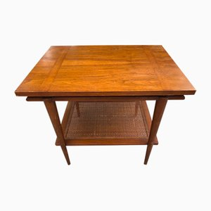 Table Basse Rectangulaire de John Widdicomb, 1950s