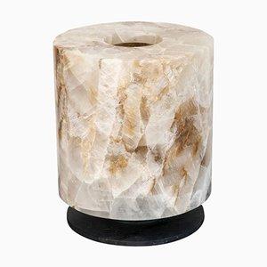 Vintage Rock Crystal Table Lamp