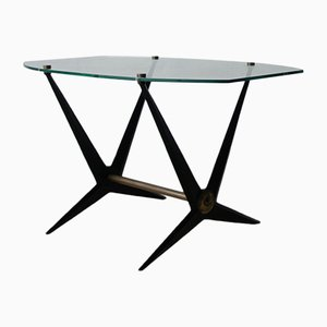Mid-Century Italian Table by Angelo Ostuni, 1950s