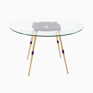 Table Base Alhambra par May Arratia pour MAY ARRATIA Studio