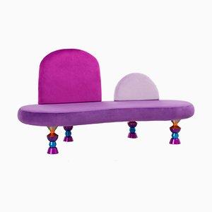 Sofá Mykonos en colores personalizables de May Arratia para MAY ARRATIA Studio