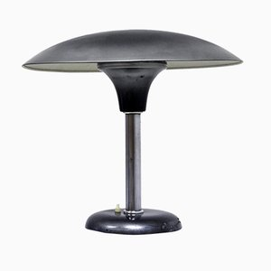 Bauhaus Table Lamp by Walter Schröder, 1930s