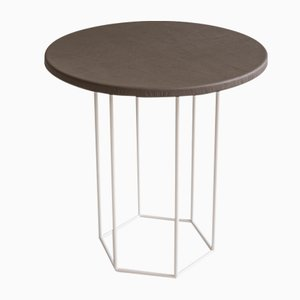 Taupe & Creme Alejandro Coffee Table by Kerem Aris for Uniqka