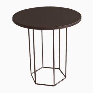 Tavolino da caffè Alejandro marrone di Kerem Aris per Uniqka