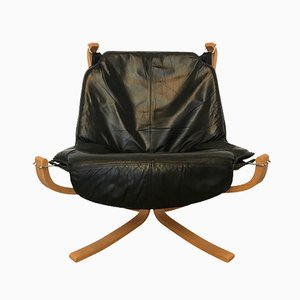 Falcon Chair von Sigurd Resell, 1970er