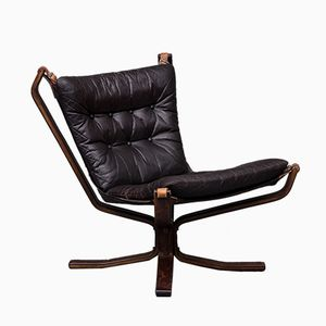 Falcon Lounge Chair by Sigurd Ressell for Vatne Møbler, 1950s