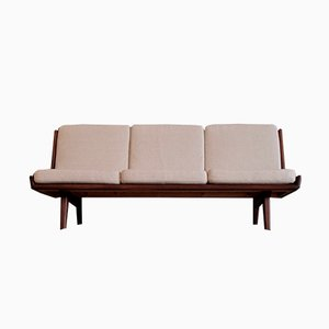 Model Trienna Sofa by Carl Gustaf Hiort af Ornäs, 1950s