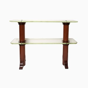 French Console Table by Leleu Decorateurs, 1930s