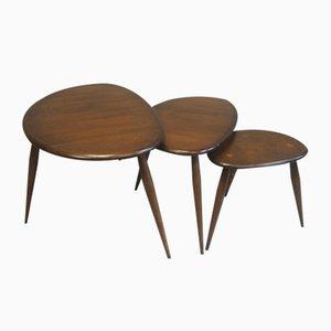 Tables Gigognes par Lucian Ercolani, 1950s