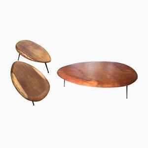 Tavolino da caffè con due tavolini, 1953