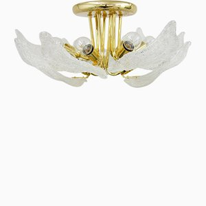 Vintage Murano Glass Chandelier from Novaresi