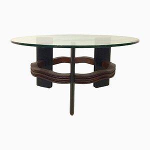 Tavolino da caffè di Osvaldo Borsani, anni '40