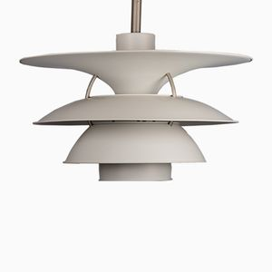 Danish PH 6 1/2-6 Pendant Light by Poul Henningsen, Ebbe Christensen & Sophus Frandsen for Louis Poulsen, 1970s
