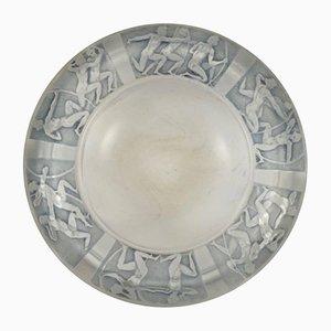 Posacenere vintage in vetro di René Lalique