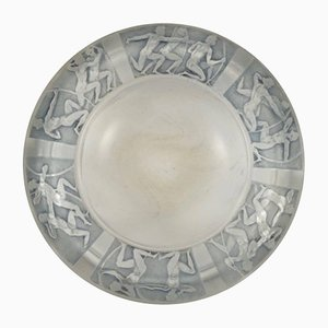Vintage Archers Ashtray by René Lalique