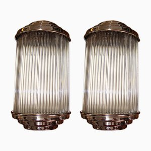 Wall Lights from Petitot, 1930s, Set of 2